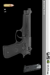 Beretta 9mm - screenshot thumbnail