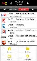 Screenshot of TeleZ