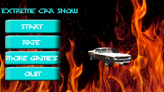 Extreme Car Show screenshot