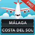 FLIGHTS Malaga Airport AGP Pro icon