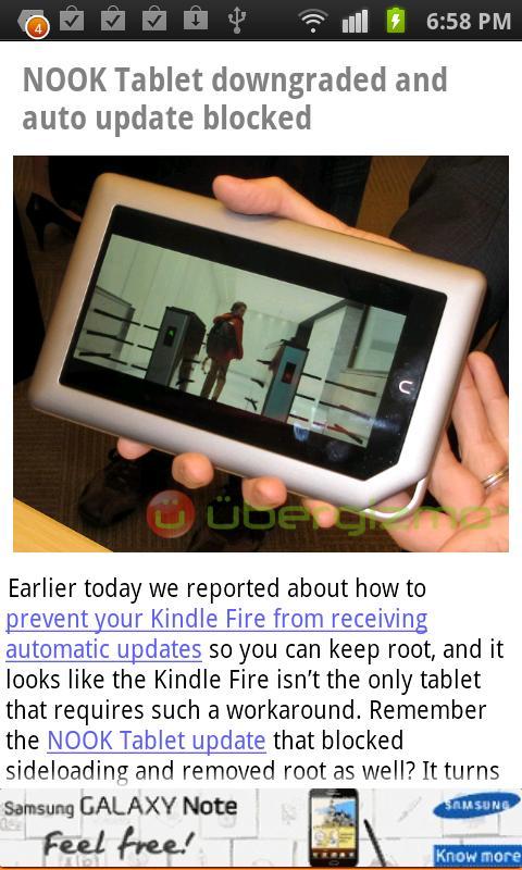 Mobo Technology News - screenshot