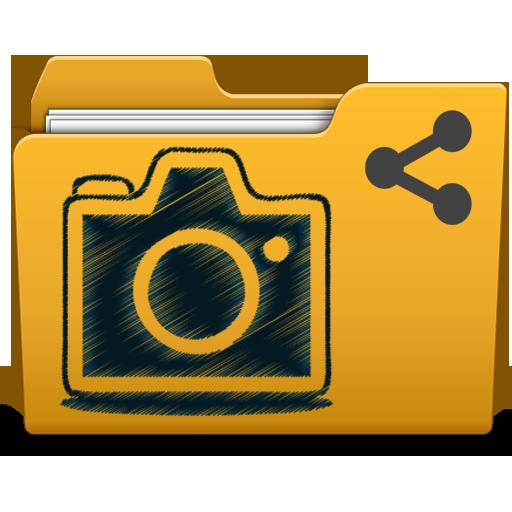 即時分享 凸轮 攝影 LOGO-阿達玩APP