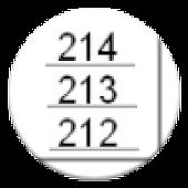 Bib Logger Race Results (Lite)