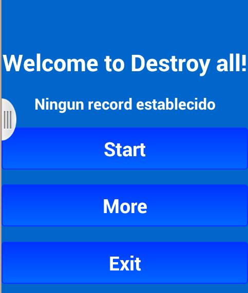 Destroy all! - screenshot