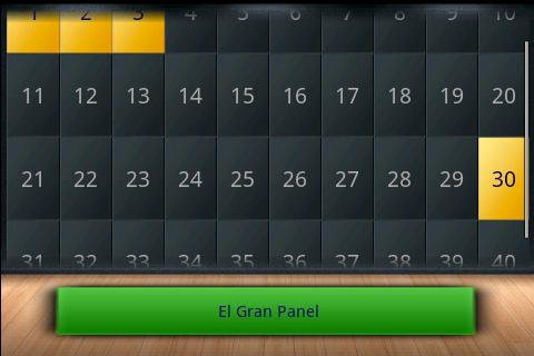 Adivina el Panel de la Ruleta - screenshot