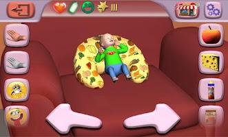 Screenshot of Alima's Baby (Virtual Pet)