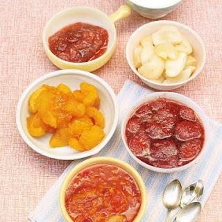 Stewed Fruit Breakfast Recipes.
