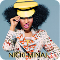 Nicki Minaj Lyrics logo