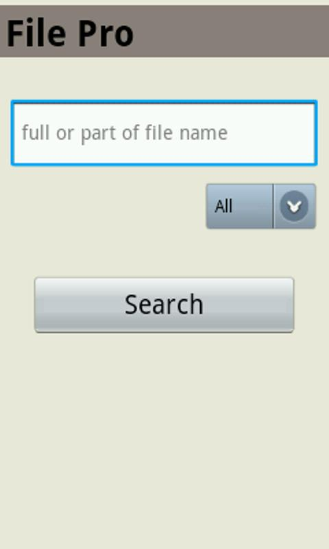 FilePro- screenshot