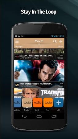 Vodio: Watch Videos, TV & News 1.7.1 screenshot 159717
