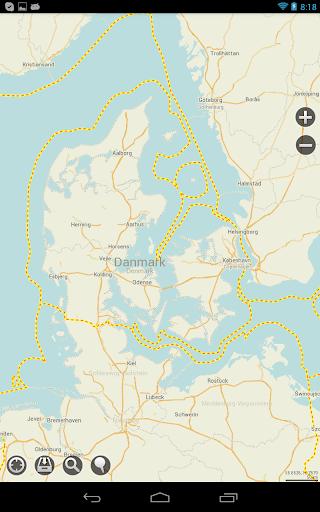 MAPS.ME Pro— offline maps v4.0.1