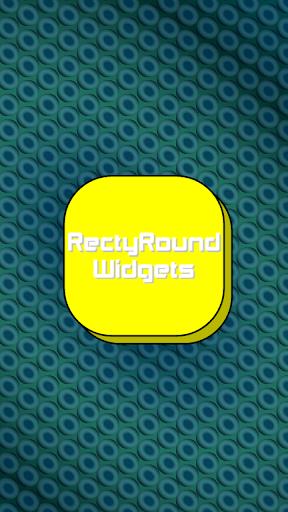 RectyRound for Zooper Widget