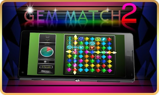 Gem Match- screenshot thumbnail