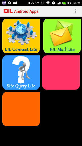 EIL Android Apps