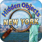 Hidden Objects - New York City Puzzle Object Game icon