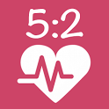 TrackMyFast 5:2 Diet icon