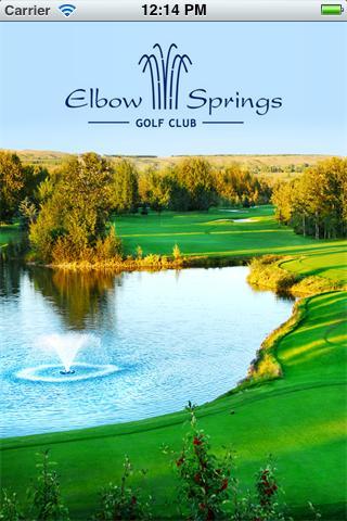 Elbow Springs Golf Club- screenshot