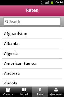 DialToSave: Cheap Calls Abroad- screenshot thumbnail
