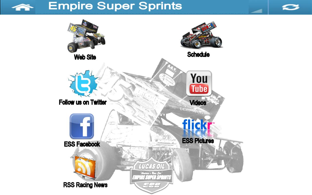 Empire Super Sprints- screenshot