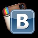 InstaShare (ВКонтакте) icon