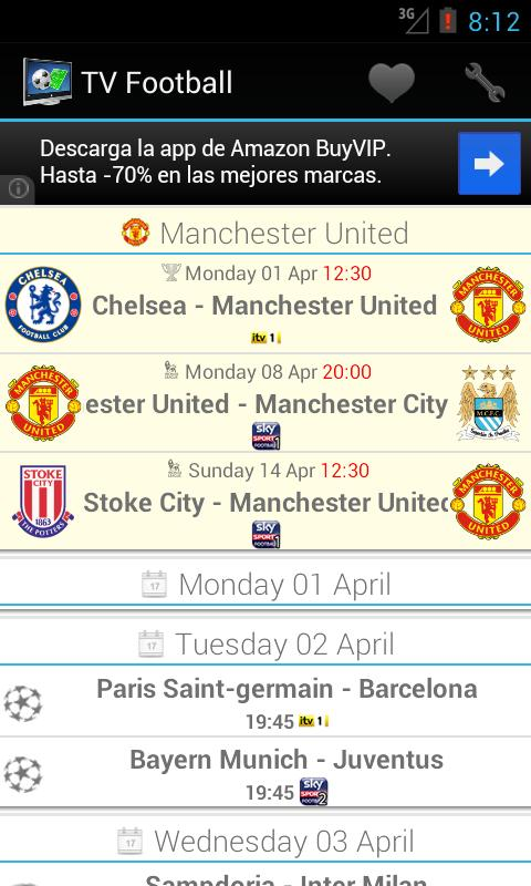 TV Football - screenshot