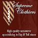 SUPREME CLOTHIERS