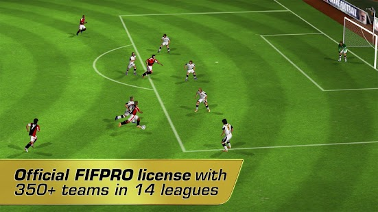 Real Soccer 2012 Screenshot 1