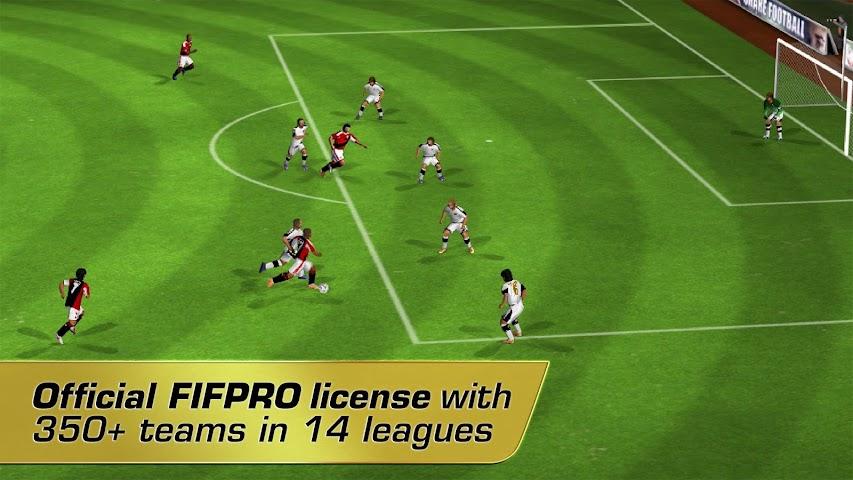 Screenshot 1 Real Soccer 2012