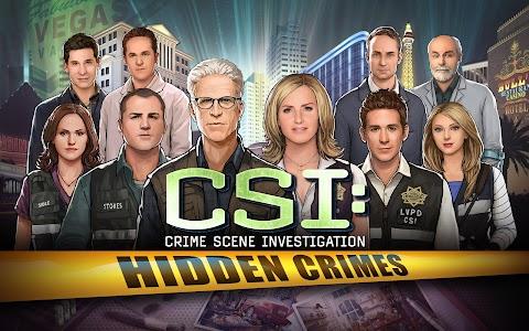 CSI: Hidden Crimes v1.10.0
