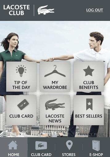 Lacoste Club