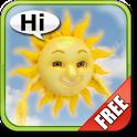 Talking Sun icon