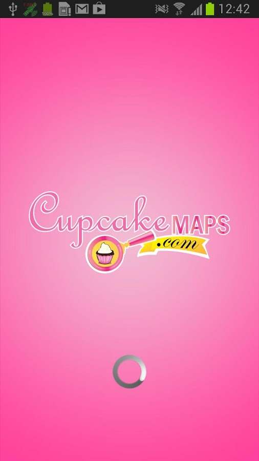 Cupcake Maps Cupcakes n Cakes - screenshot