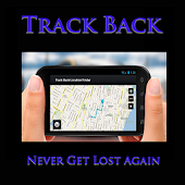 Track Back GPS Locator