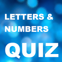 Letters and Numbers (quiz) icon