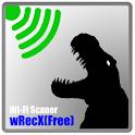 Wi-Fi scanner wRecX(Free) icon