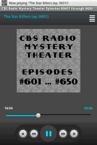 CBS Radio Mystery Theater V.13