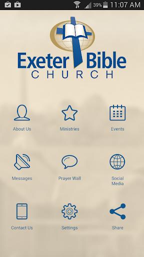 Exeter Bible Church