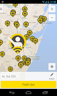 99Taxis - Taxi cab app - screenshot thumbnail