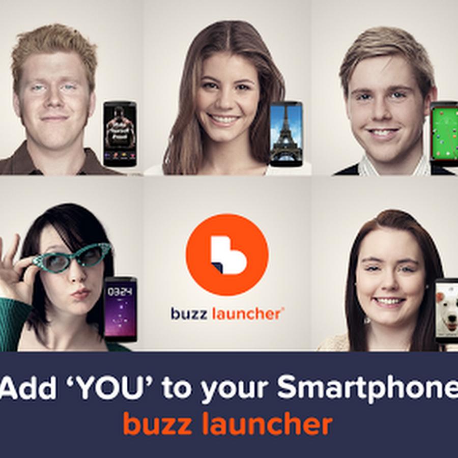 Buzz Lançador-Smart & Tema Livre 1.8.0.08