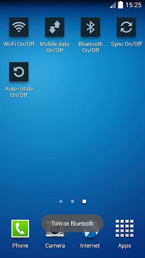 Bluetooth On Off