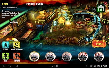Pinball Rocks HD Screenshot 1