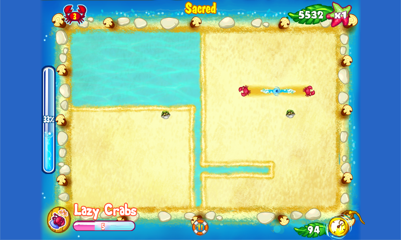 Turtleball HD - screenshot