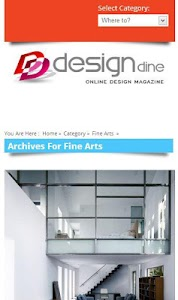 Creative Design Magazine screenshot 0