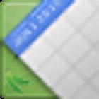 Checkmark All-in-One Calendar icon