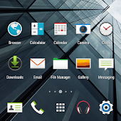 CM12 HTC One Sense theme