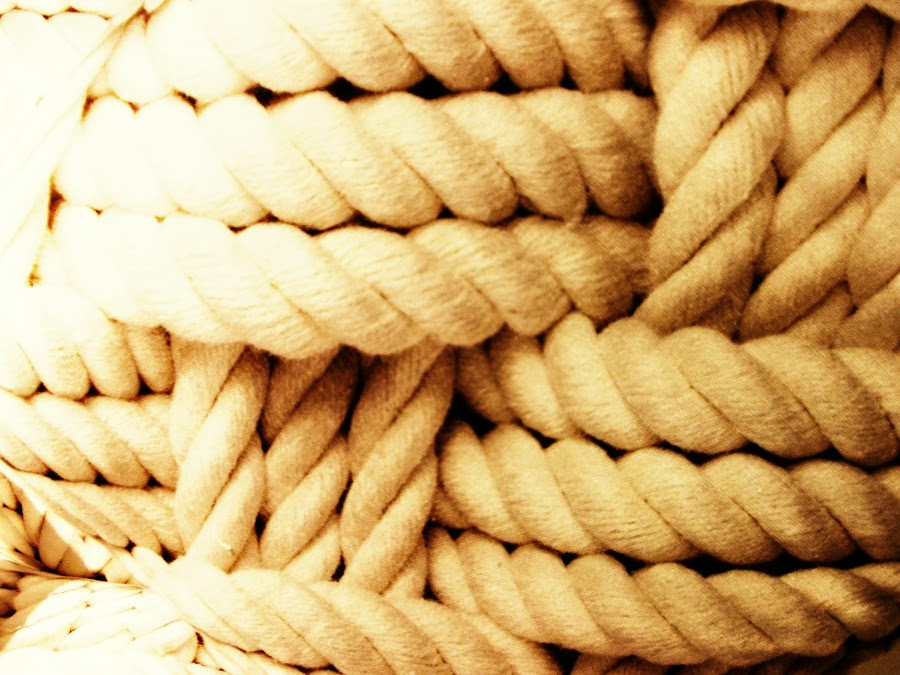 Rope by Noor Azmi - Artistic Objects Industrial Objects