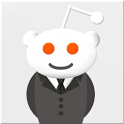 Reddit Suited Up icon