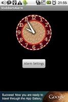 Screenshot of Freaking Wake Up Alarm