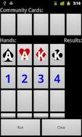 Screenshot of Poker Odds