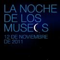 La Noche de Los Museos 2011 logo